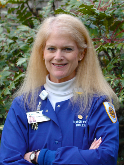 Sharon Ward 16th President of the SWCSNM-Technologist Section (term ending in 1988).