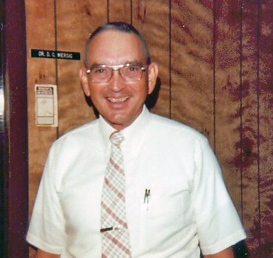 Dan Hightower, DVM President term ended in 1985