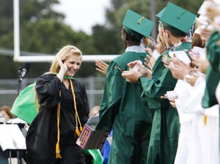 2015 Graduation Commencement Address