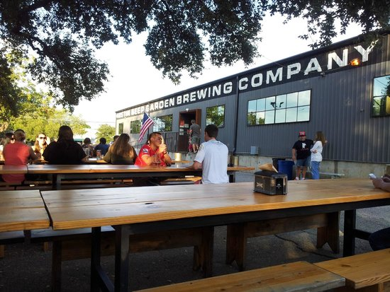 The Austin Beer Garden Brewing Co.
