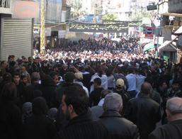 De menigte
