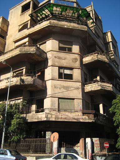 Building WITHOUT Imam Sadr