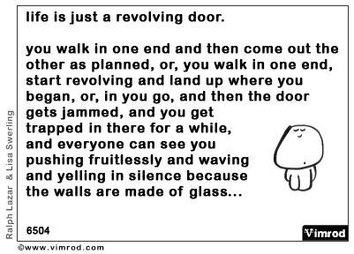 life-revolving
