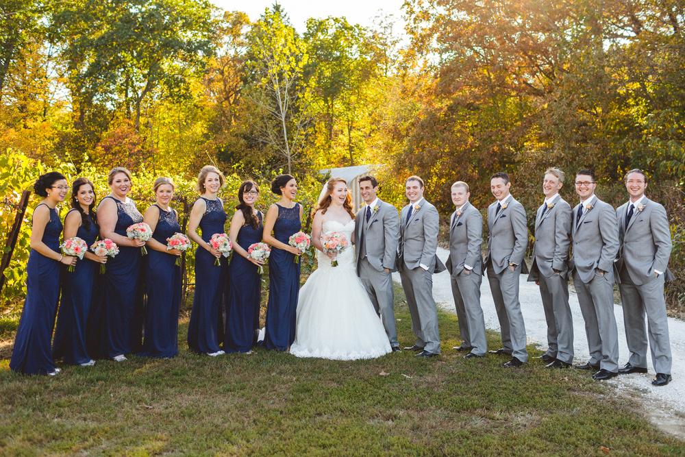 Jess + Jeff | Chandler Hill Vineyard Wedding | Victoria Heer Photography