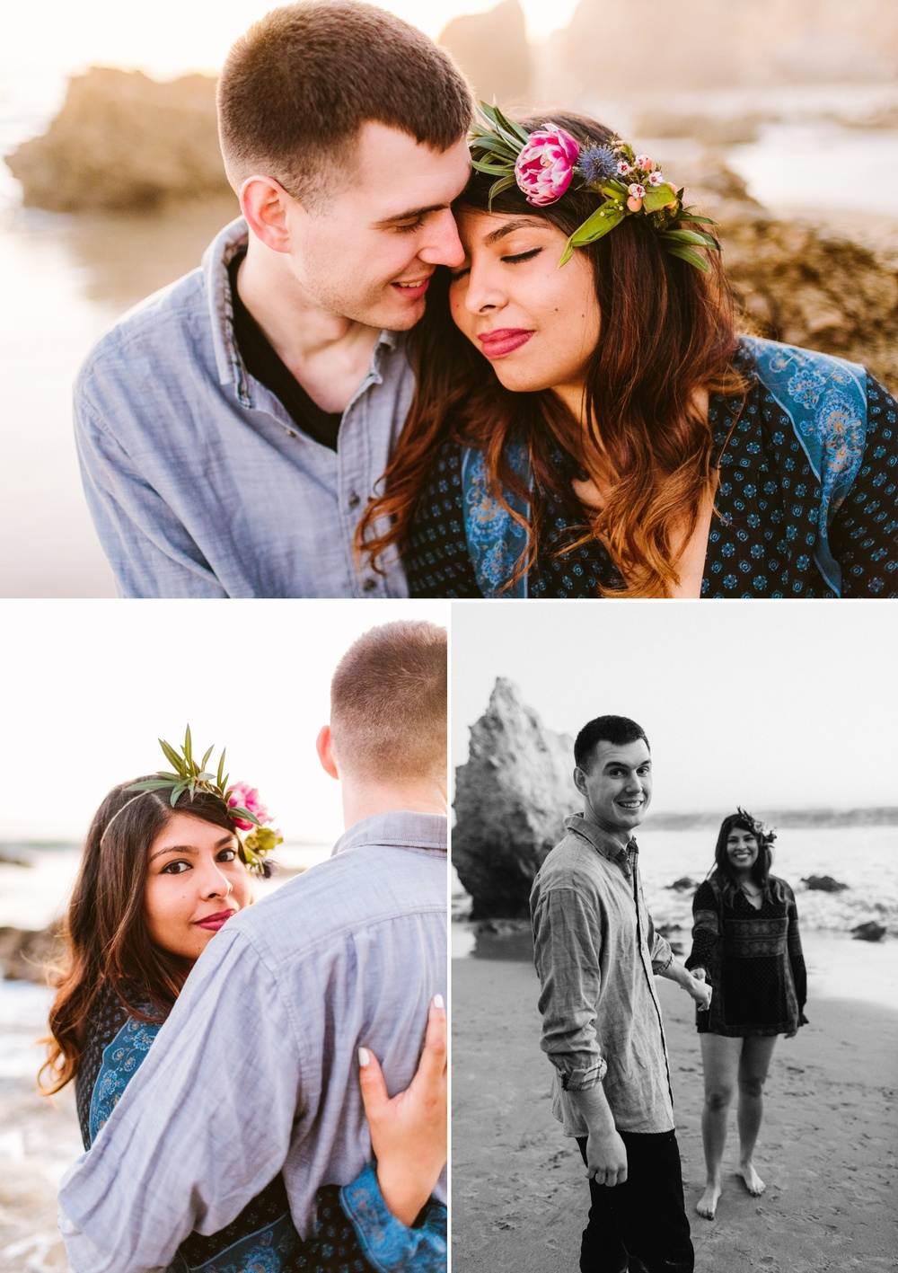 el matador beach malibu engagement | victoria heer photography | california wedding photographer