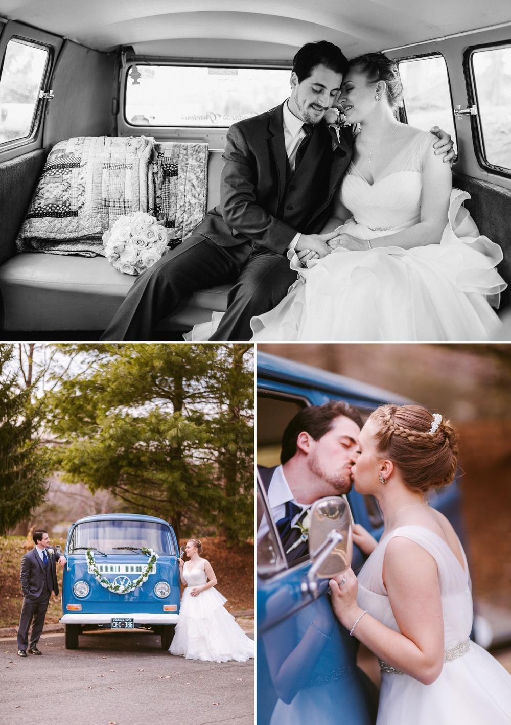 vw bus wedding | san diego wedding photographer | victoria heer | victoria heer photography