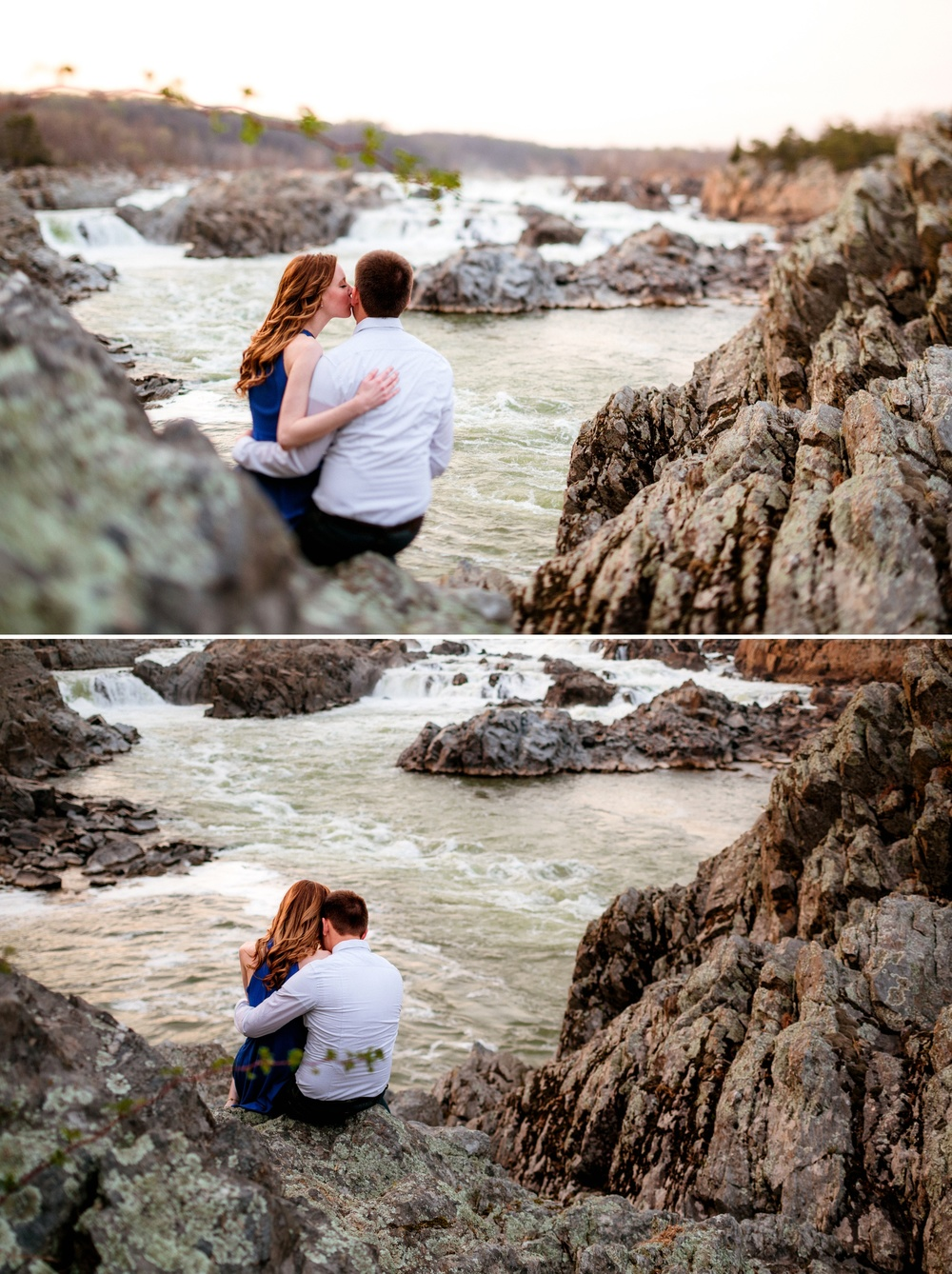 great falls engagement | dc wedding photographer | virginia wedding photographer | victoria heer photography