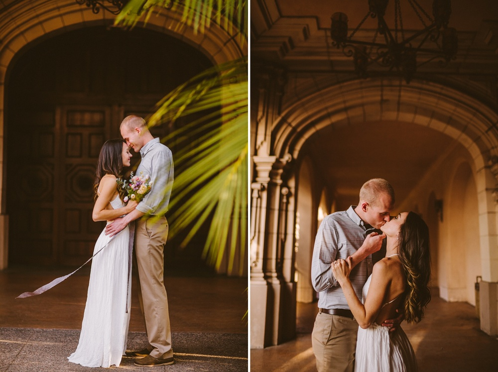 balboa park engagement | san diego wedding photographer | victoria heer | victoria heer photography | always dolled up