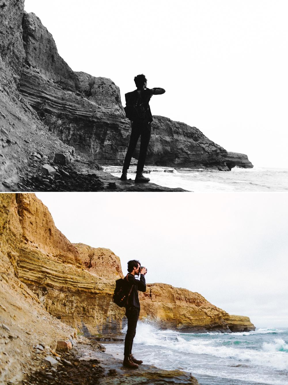 zack buras | victoria heer | victoria heer photography | bradley mountain | san diego | san diego photographer | adventure photography