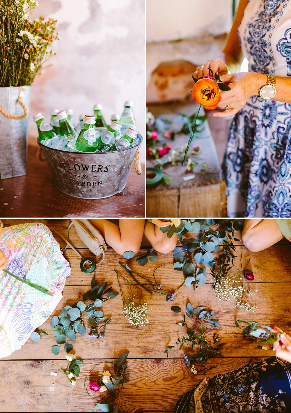 botanical bridal shower | oatlands historic house & gardens plantation leesburg, va | flower crown | meredyth kimm | victoria heer | victoria heer photography | northern virginia wedding photographer
