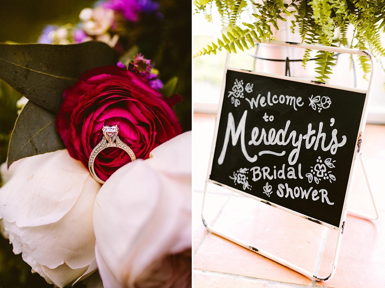 botanical bridal shower oatlands historic house gardens plantation leesburg va flower crown