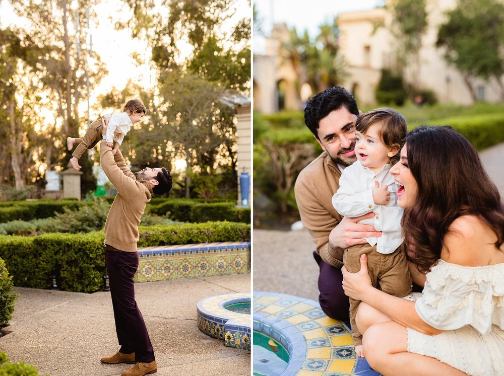 victoria heer | victoria heer photography | balboa park san diego family session | california lifestyle photographer | san francisco photographer