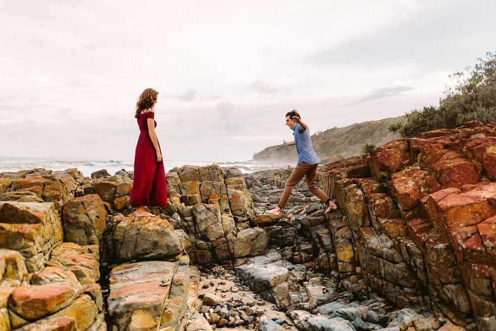 victoria heer | victoria heer photography | queensland australia engagement session | coolum beach engagement | australia wedding photographer | brisbane wedding photographer