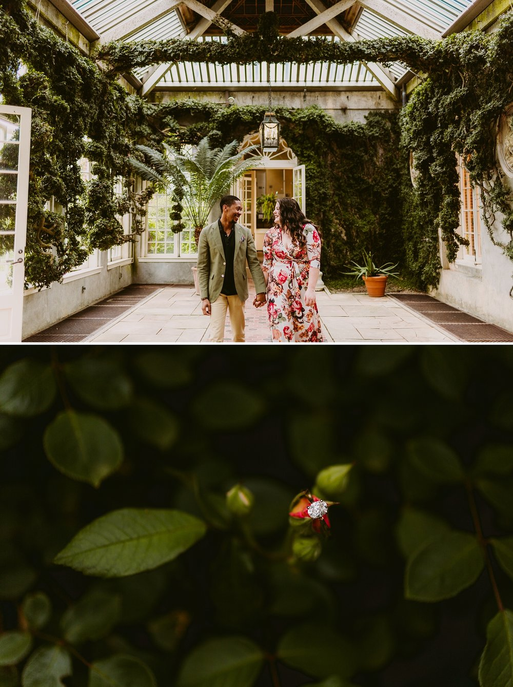 victoria heer | victoria heer photography | dumbarton oaks engagement | dc engagement session
