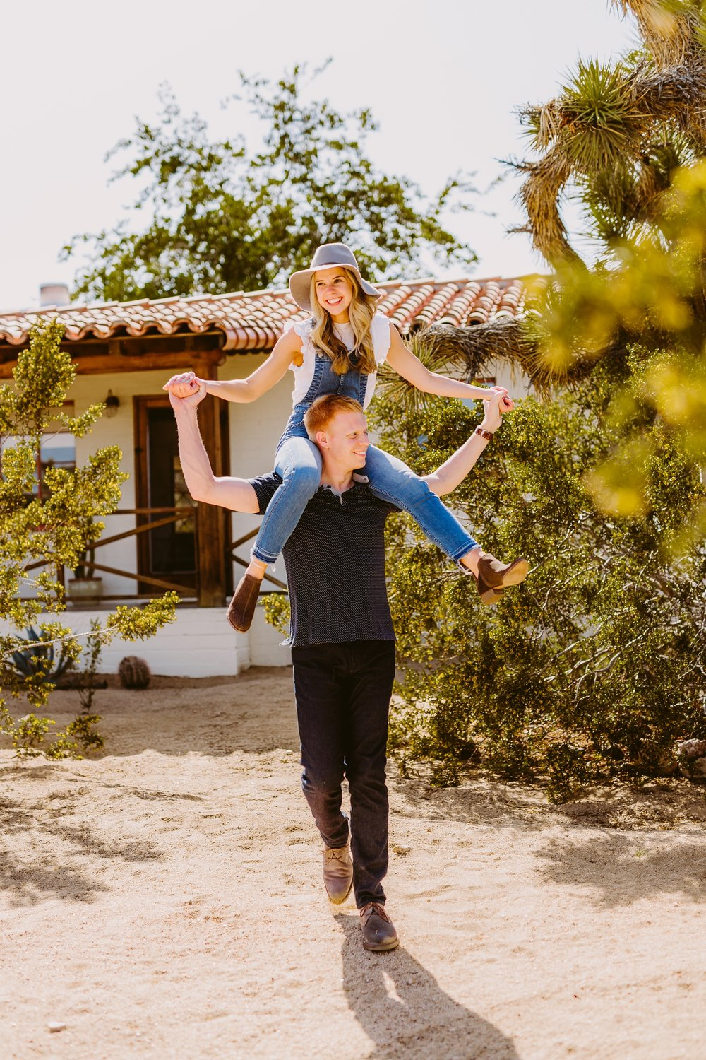Joshua Tree House | Joshua Tree Engagement | Victoria Heer Photography | Joshua Tree Photographer | Southern California Wedding Photographer