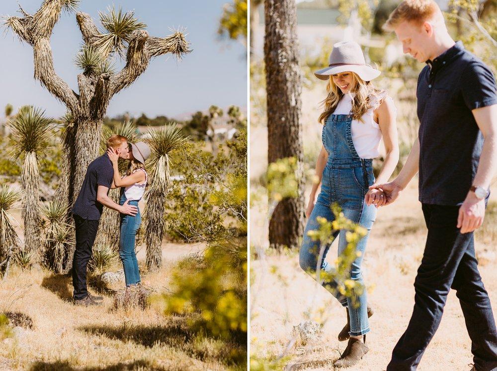 Joshua Tree House | Joshua Tree Engagement | Victoria Heer Photography | Joshua Tree Photographer | Southern California Wedding Photographer