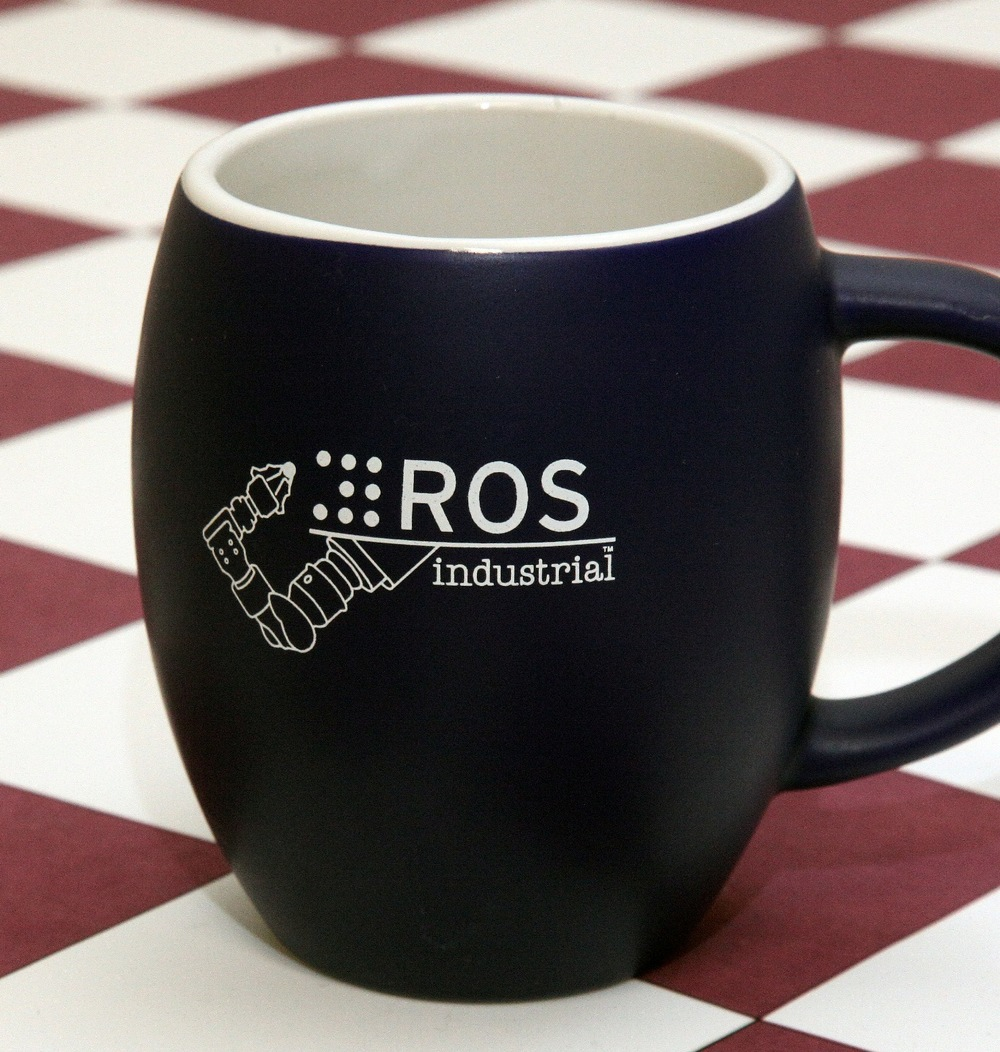ROS-I swag was free for attendees :)