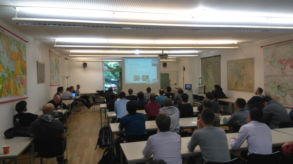 the 5th ros-industrial community meeting was held at roscon 2015