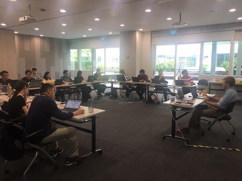 ROS-Industrial Consortium Asia Pacific December 2018 Training - Basic Course