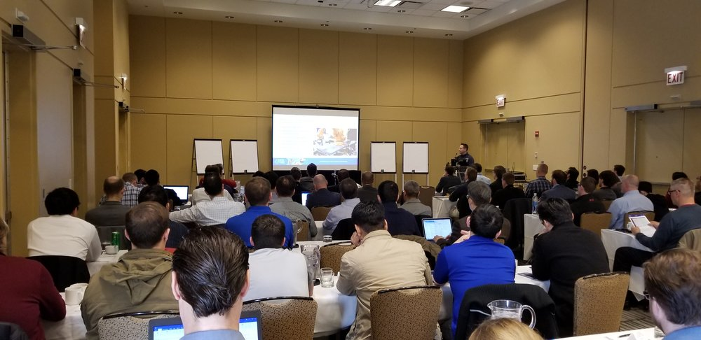 Full House for 2019 ROS-I Americas Annual Meeting