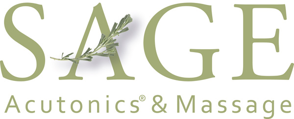 SAGE Acutonics and Massage