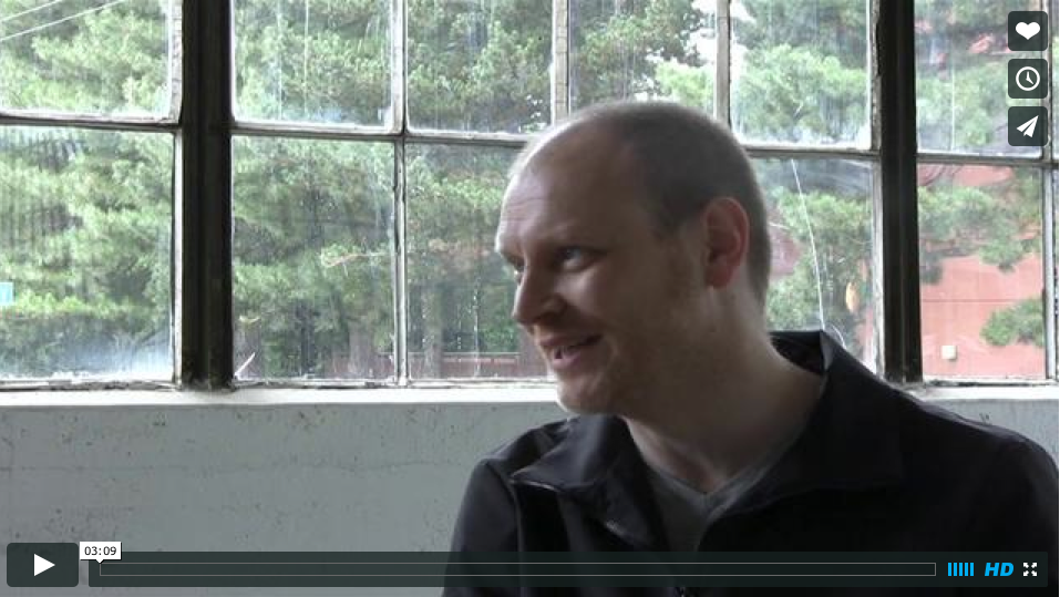 Type Talk: Jonathan Barnbrook (Part 2)