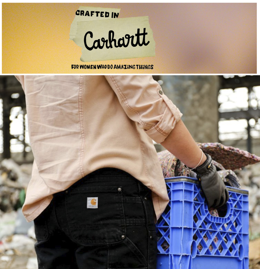Crafted in Carhartt : Leslie Vigeant '11