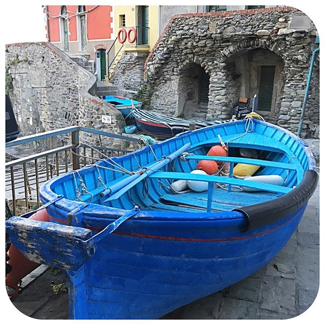 The colors of the Italian Riviera! #italy #travel #cinqueterra #seetheworld #travelwithkids