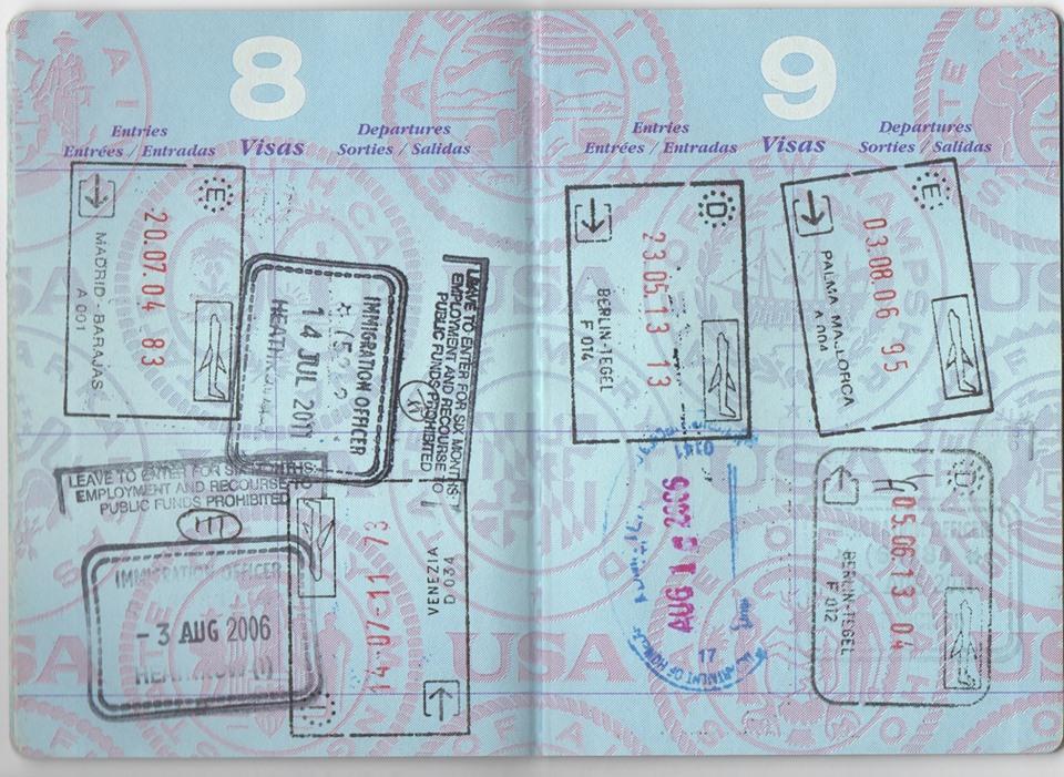 Passport by Tatyana Babich