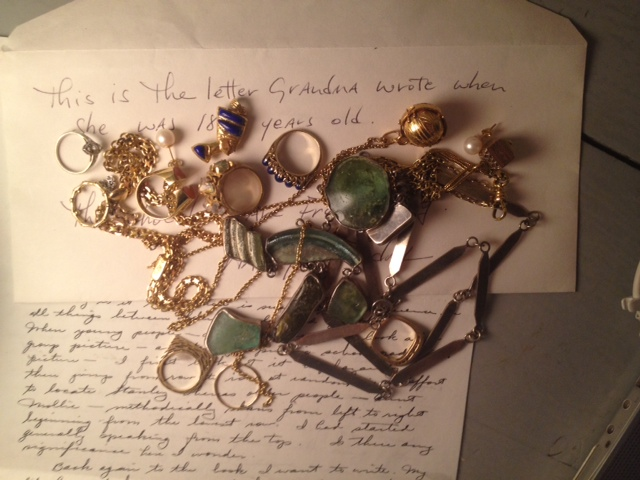 Thelma's Jewels by Samantha Albert