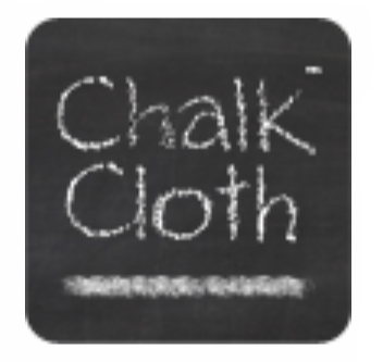 How to use chalk cloth