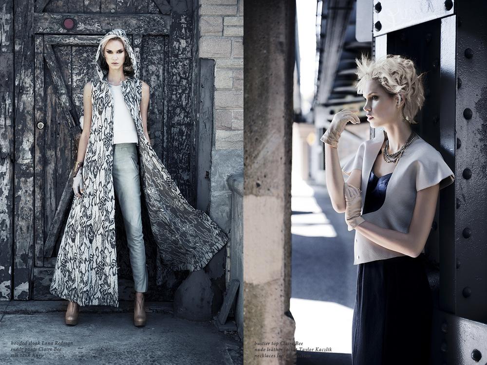 'Urban' Modo Magazine Exclusive