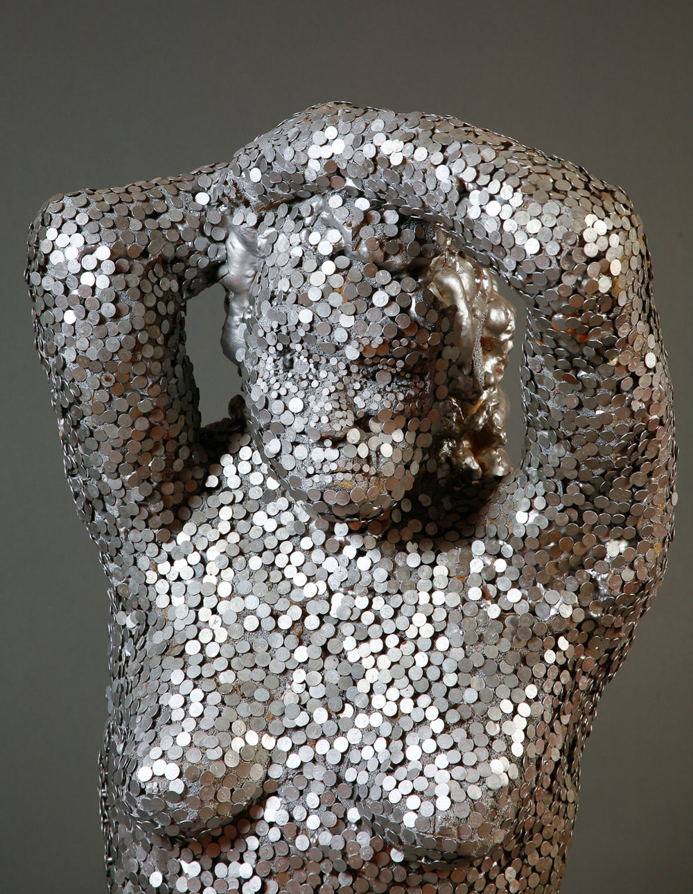 Galvanized Woman