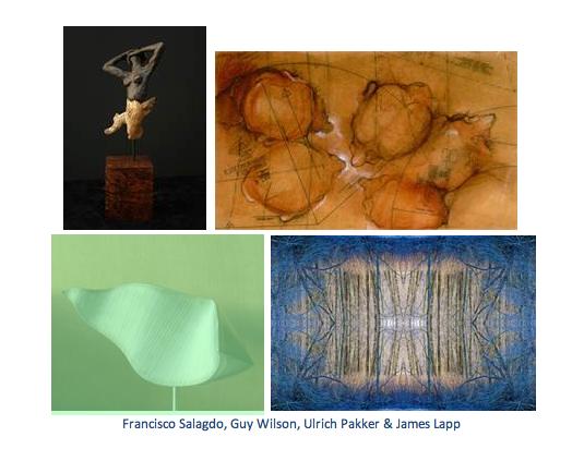 Lake Oswego Art Show - Francisco Salgado