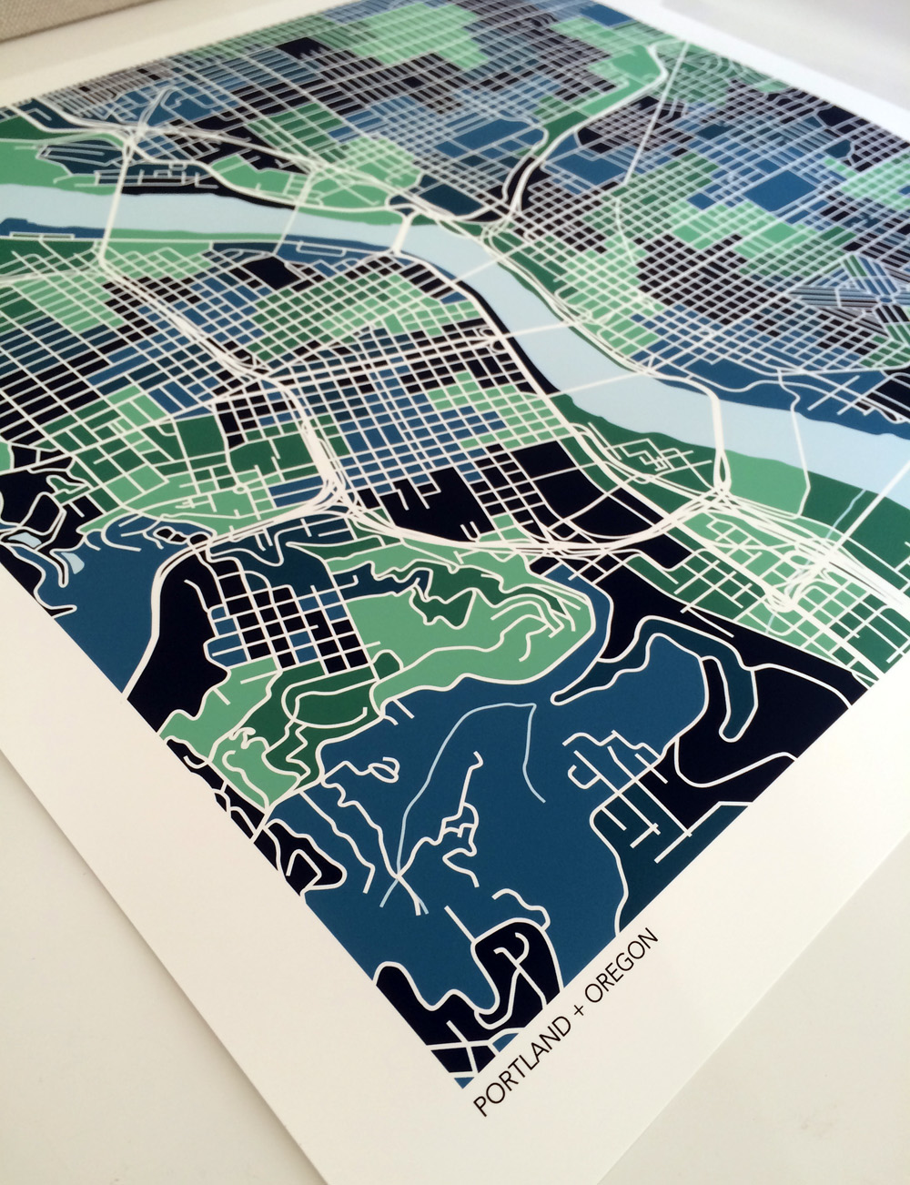 Portland, OR — Grid+Love Designs