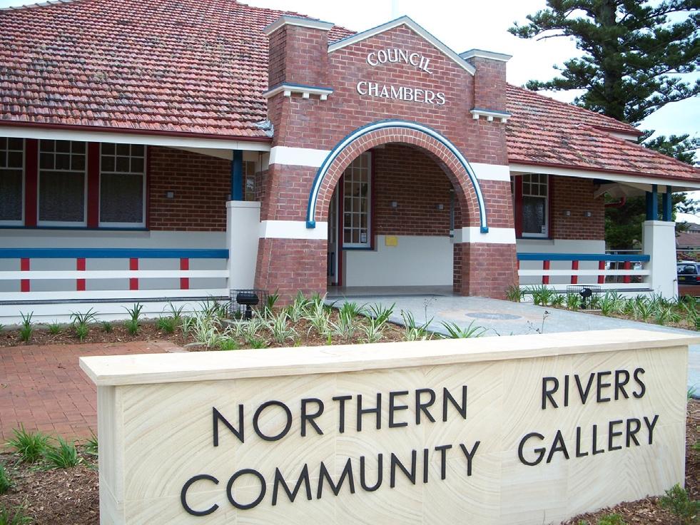 Northern Rivers Regional Gallery