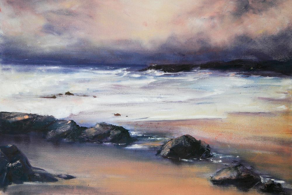 Artist: Charlotte Russell SOLD