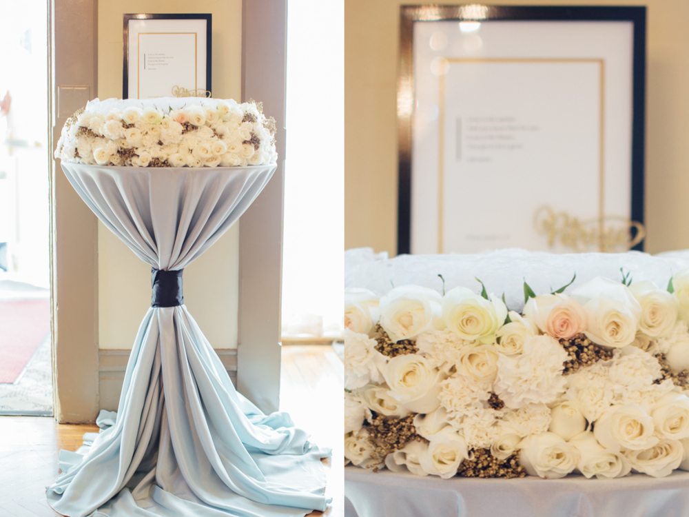 Send-off Table | Photography: Weddings by Sunnyside