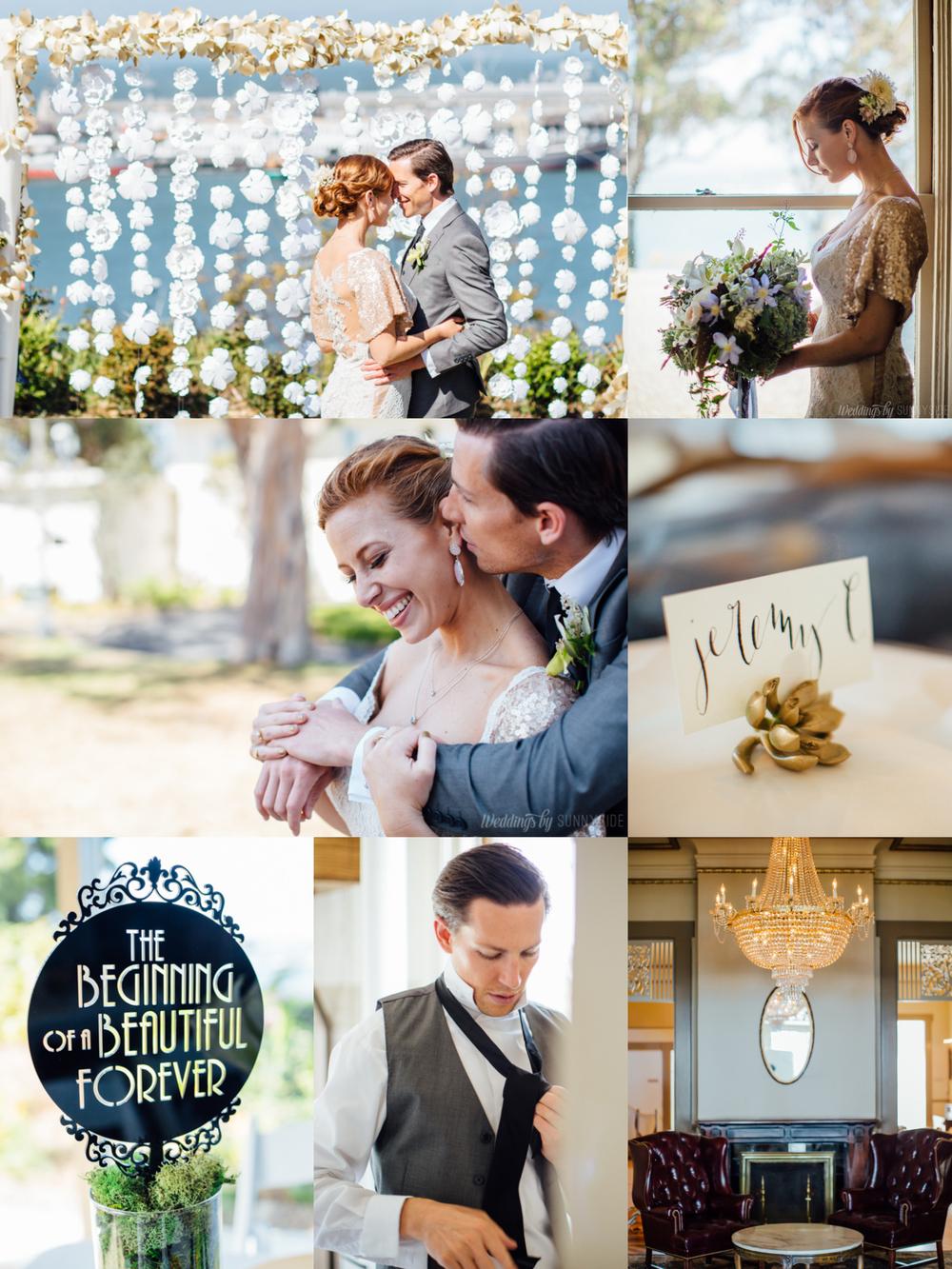 Photography: Weddings by Sunnyside