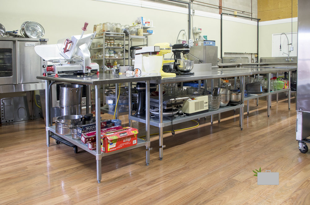 HOT KITCHENS - COMMERCIAL KITCHEN RENTALS