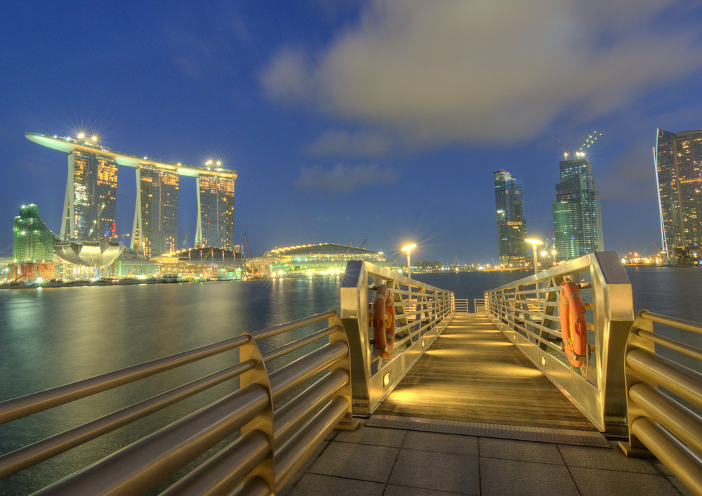 Sands Hotel Singapore