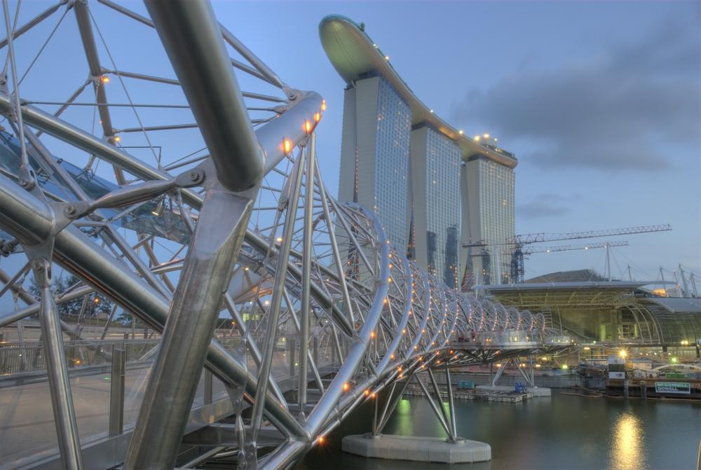 The Singapore Helix