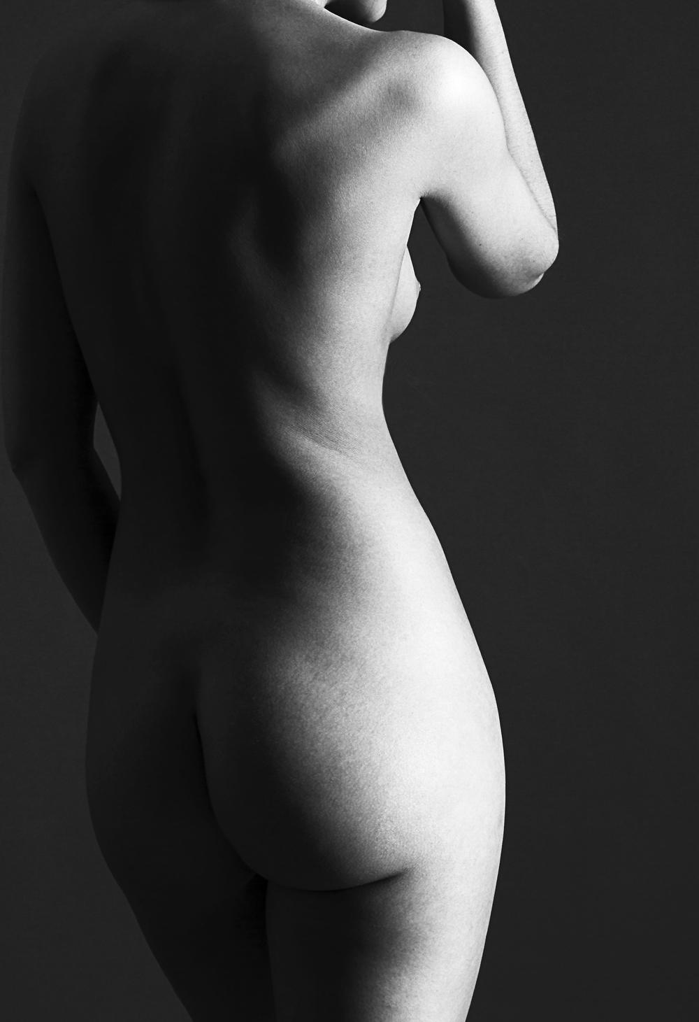 """Ode to Ruth Bernhard - Nude 3"""