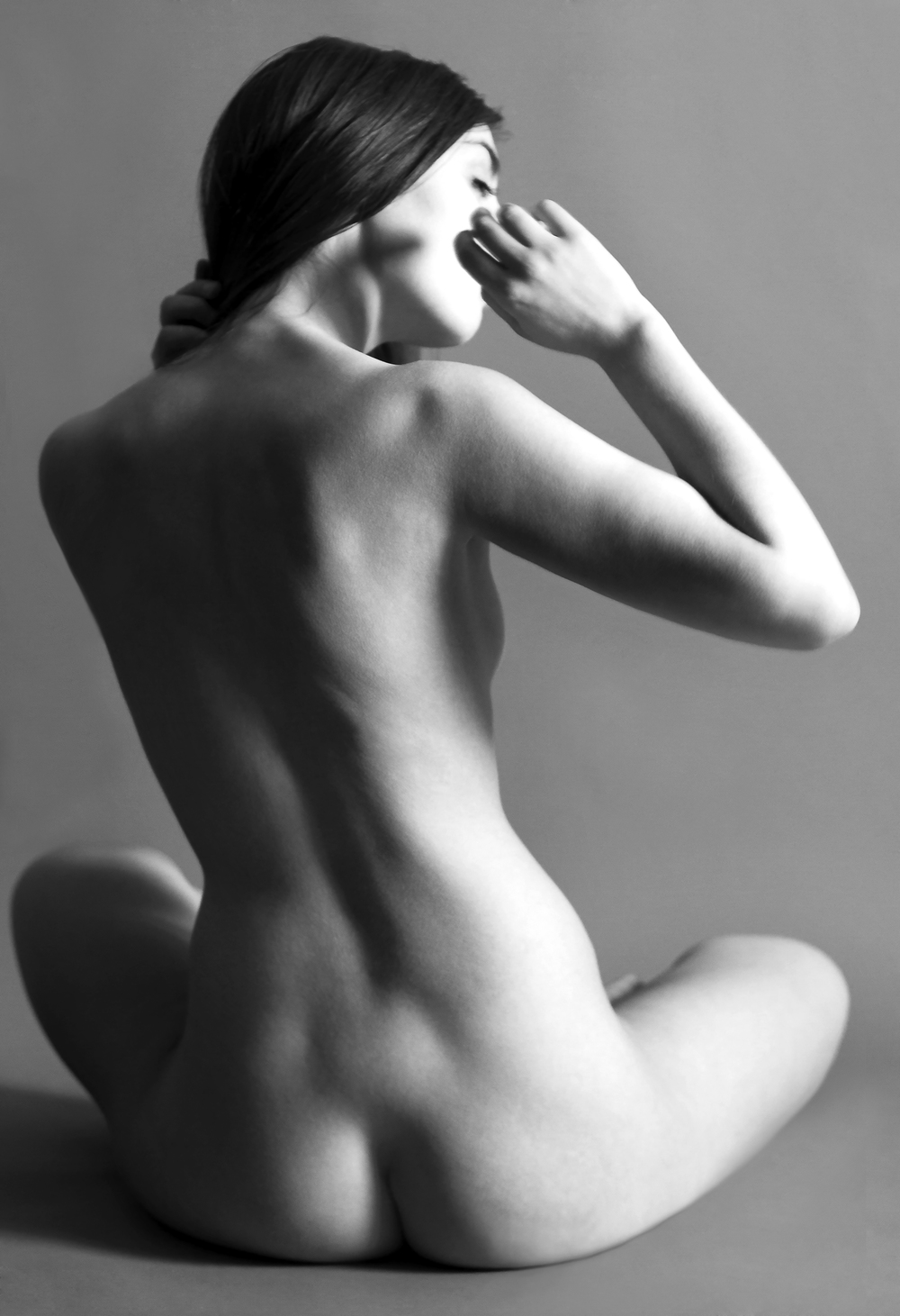 ODE TO RUTH BERNHARD - NUDE 2