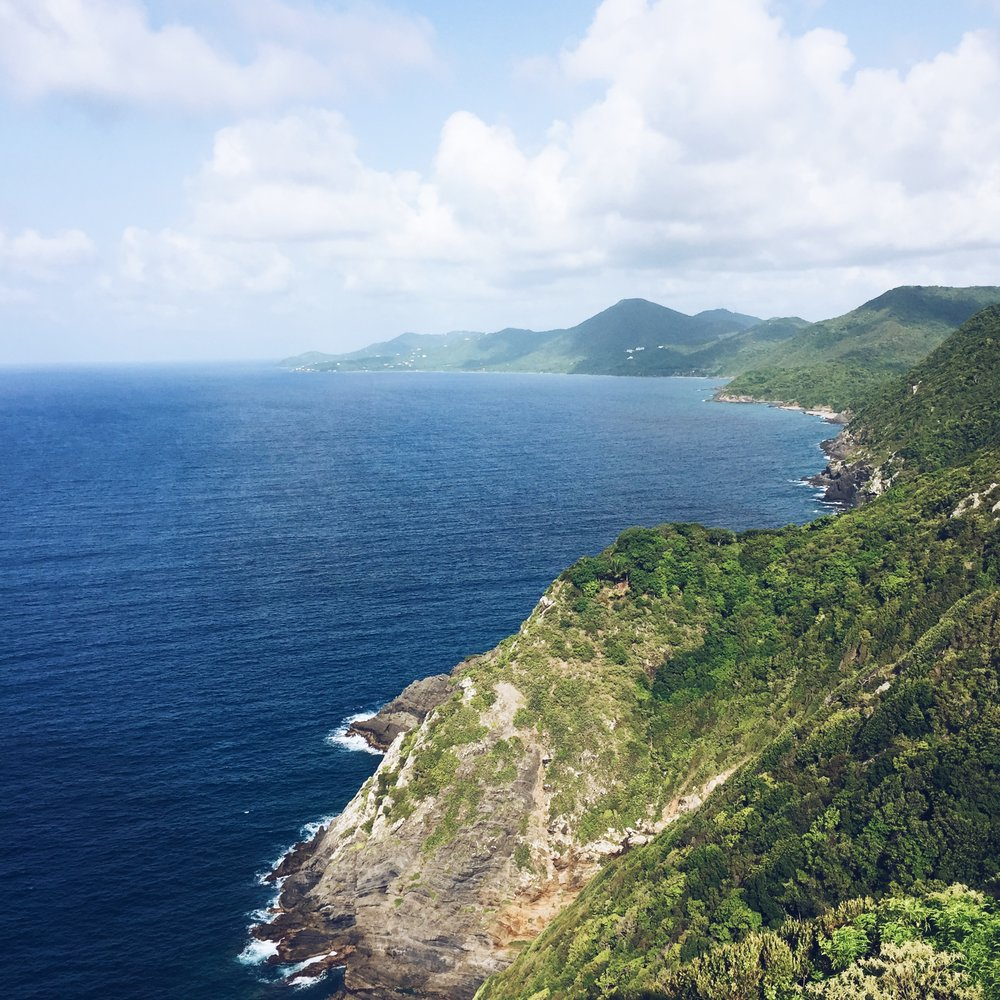 Ham's Bluff - St. Croix, USVI