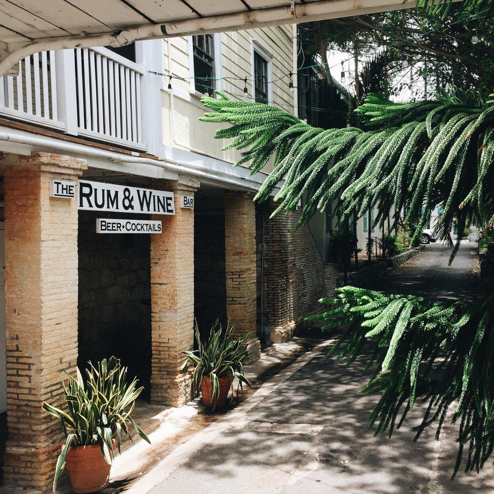 Rum & Wine Bar - St. Croix, USVI