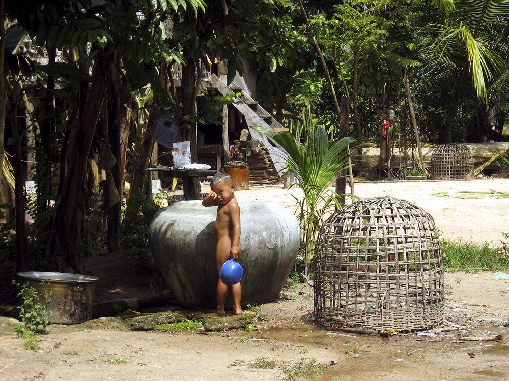 DAILY LIFE - CAMBODIA
