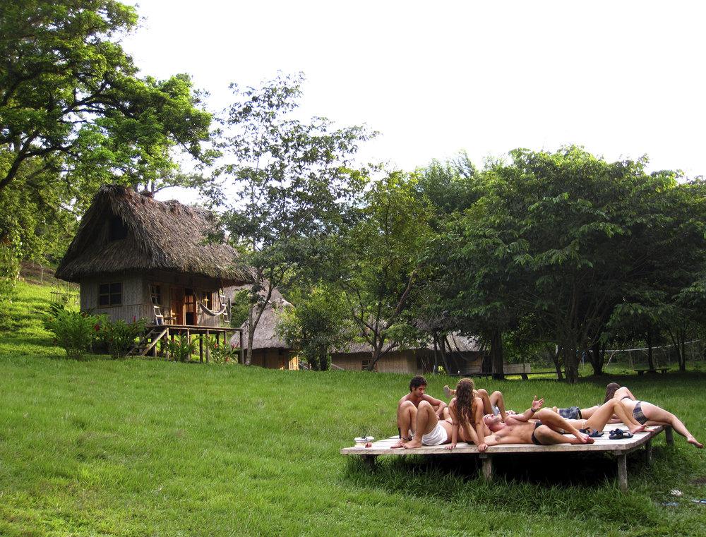 """""""Lazy Sunbathers"""" - Guatemala"""