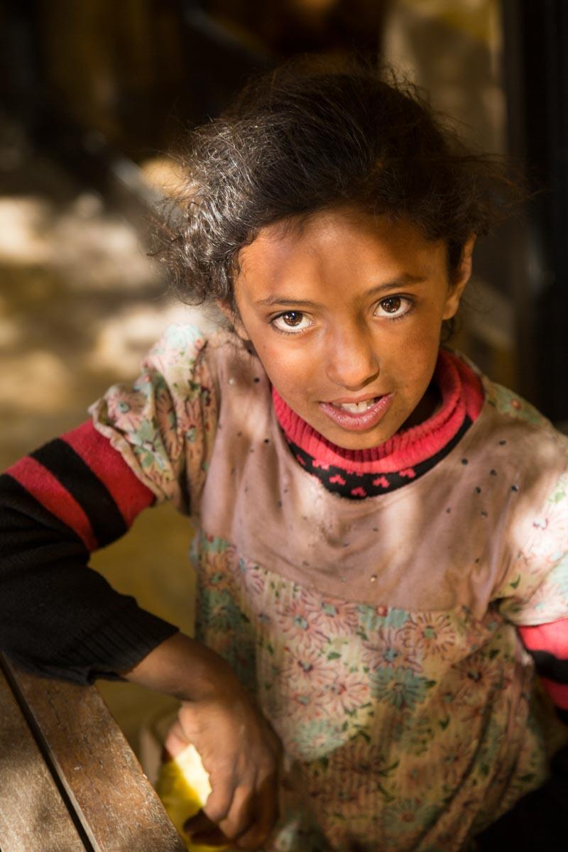 """""""Bedouin Girl"""""""