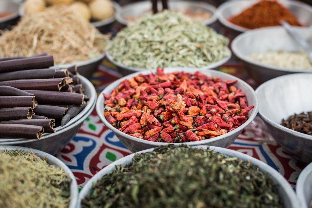 """""""Spices of the Nile II"""""""